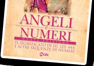copertina angeli e numeri