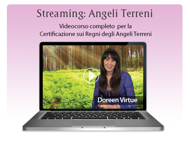 videocorso angeli terreni