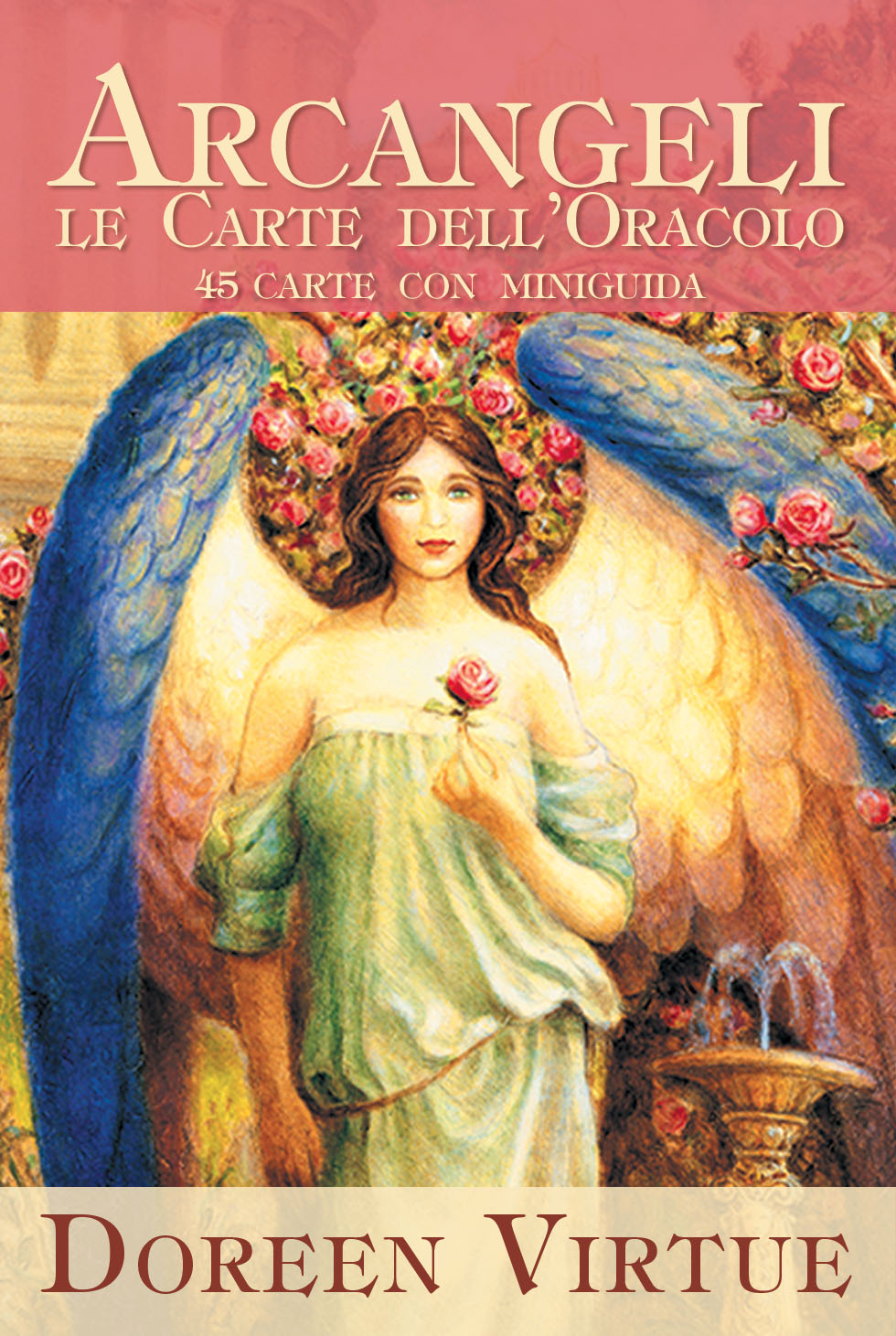 arcangeli le carte dell'oracolo