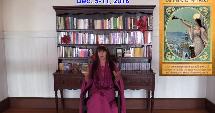 messaggio doreen virtue 5 dicembre