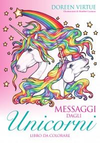 Messaggi Unicorni da Colorare