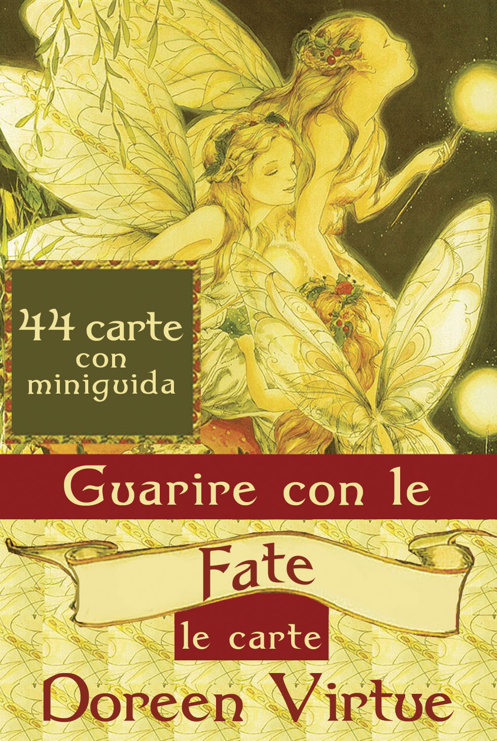 carte guarire con le fate