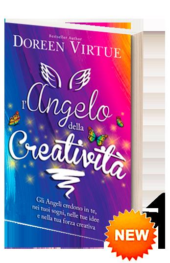 L'Angelo della Creatività - Doreen Virtue - novità