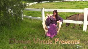 Frame videomessaggio Doreen